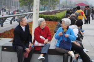 Пенсионный кризис в КНР