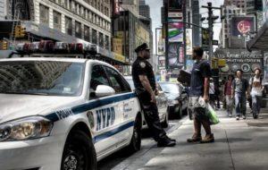 рабочий день в Нью-Йорке