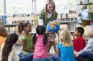 Начальное образование в США
