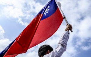 транзит через Тайвань