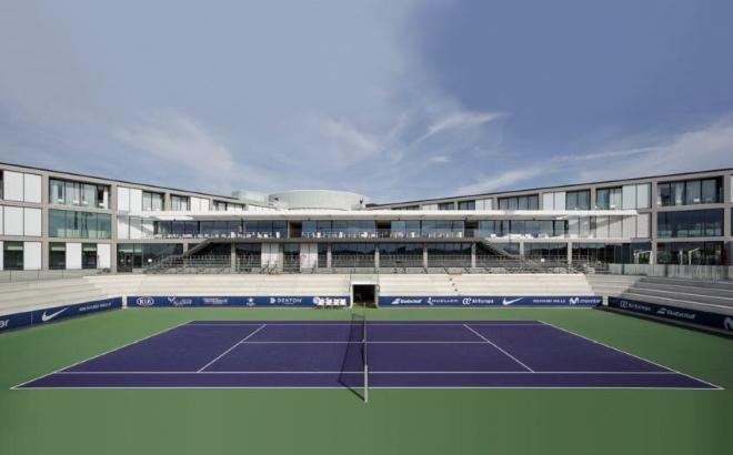 Теннисная академия Рафы Надаля на острове Майорка. Источник фото: rafanadalacademy.com