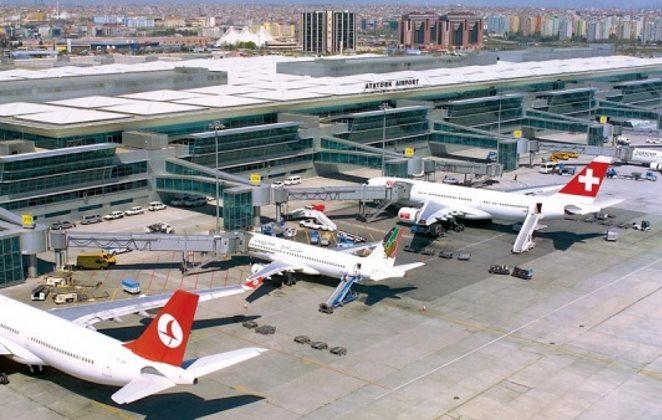 Аэропорты Стамбула: Ататюрк, Сабиха Гёкчен, Yeni Havalimani