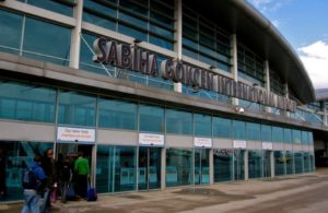 Аэропорт Сабиха Гёкчен