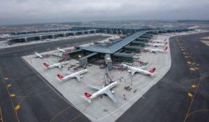 Новый аэропорт Yeni Havalimani