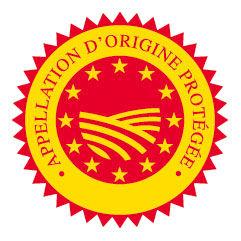 маркировка AOP (Appellation d'origine protégée)