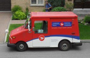 Канадская почта
