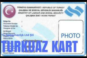 """Бирюзовые карты"" (Tuquoise card)"