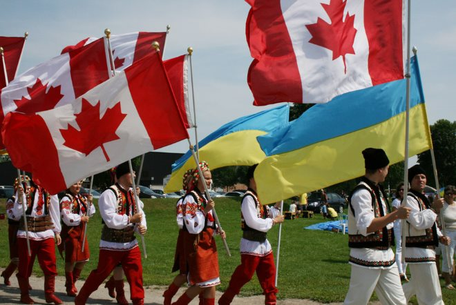 Как живут украинцы в Канаде