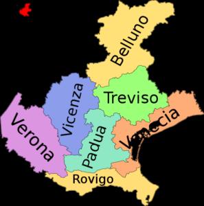 Венето и Фриули-Венеция-Джулия