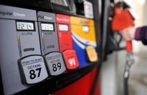 сколько стоит бензин в Канаде