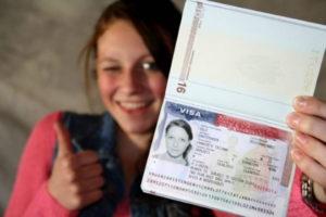виза в США для проживания