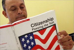 вопросы на гражданство США