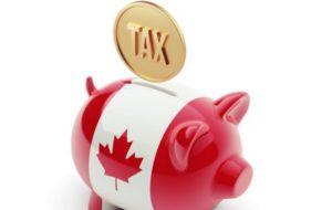 налогообложение в Канаде