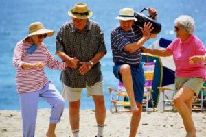 как живут американские пенсионеры