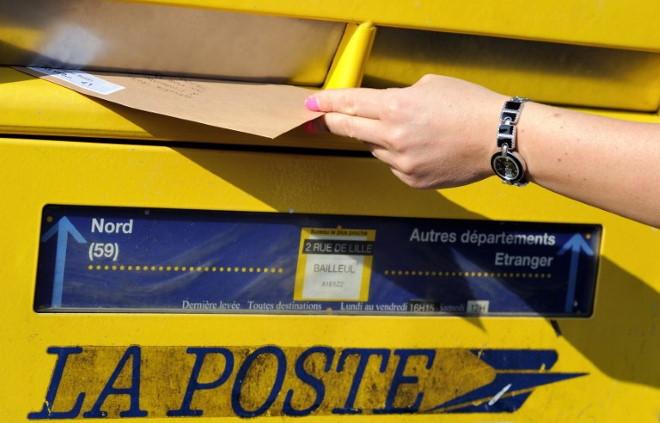 Почта Франции: служит людям в любое время