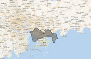 территория Шеньженя