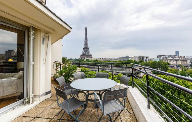 Как снять квартиру в Париже