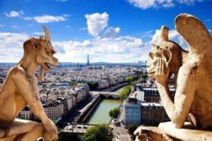 где лучше снять жилье в Париже
