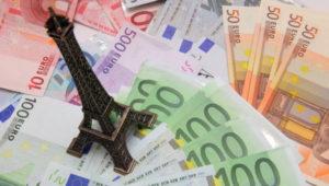 зарплата в Париже