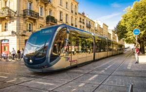 Трамвайное и троллейбусное сообщение