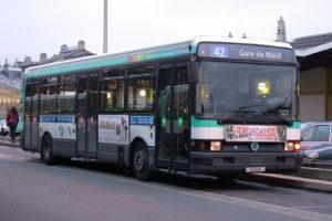Французские автобусы