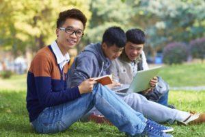 дистанционное обучение в Китае