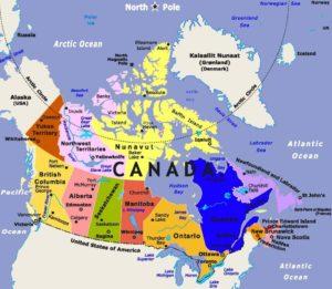 в какую провинцию Канады легче всего иммигрировать