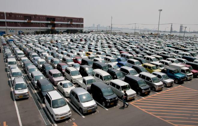 Японские автоаукционы: доступное качество