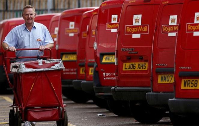 Как работает почтовая служба Великобритании