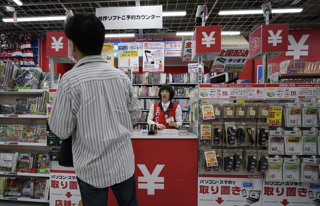 Цены в Японии в  2020  году