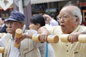 чем объясняется высокая продолжительность жизни населения Японии