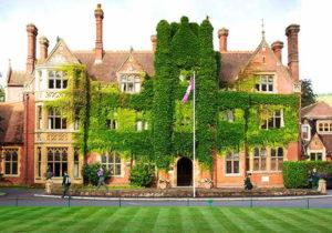 старшая школа в Великобритании