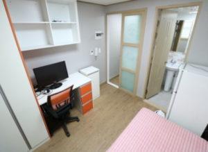 аренда квартиры в Сеуле на длительный срок