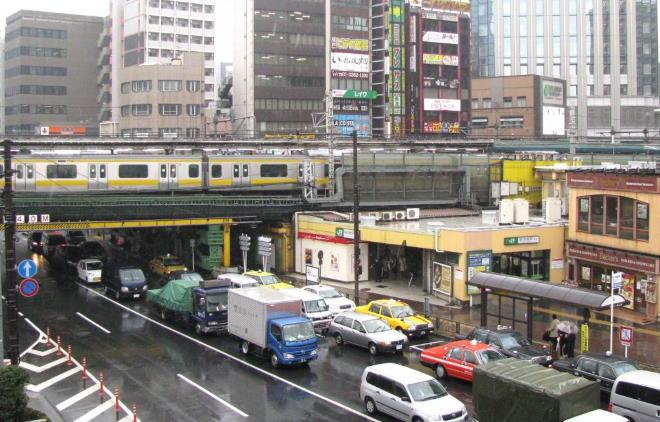 общественный транспорт в Японии