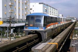 Монорельсовый транспорт в Японии