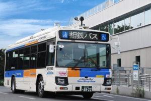 автобусы в Японии