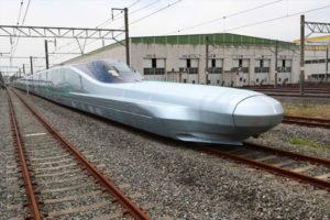 Железная дорога в Японии