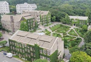 Университет Енсе