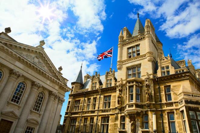 Университеты Лондона