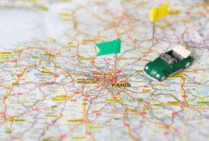 как самостоятельно оформить визу во Францию