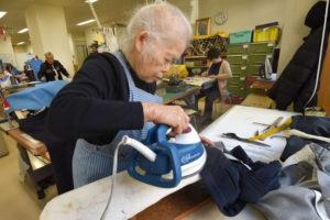 Работающие пенсионеры в Японии