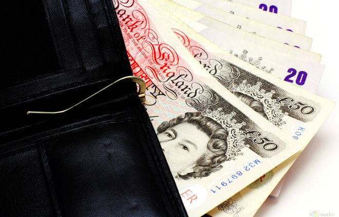 Уровень заработных плат в Англии