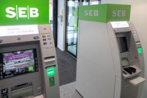 Банкоматы в Эстонии