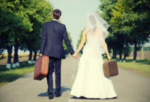 Брак с гражданином Канады