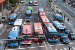 Автобусы Сеула