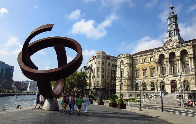Достопримечательности Бильбао: что посмотреть, куда пойти с детьми и где вкусно поесть