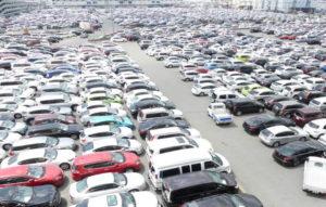 порядок покупки автомобиля в Японии