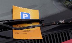 платные парковки в Таллине