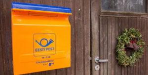 Как отправить посылку в Эстонии