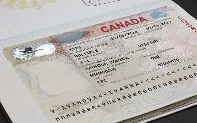 Процедура оформления рабочей визы в Канаду